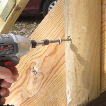 Simpson Strong-Tie Strong-Drive TIMBER Screw