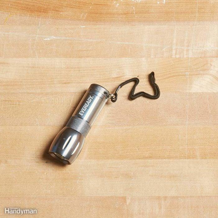 Small LED Flashlight