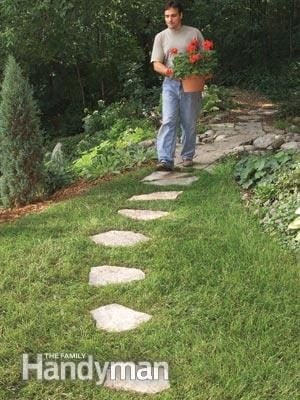 Five Easy Ways to Reduce Yard Work