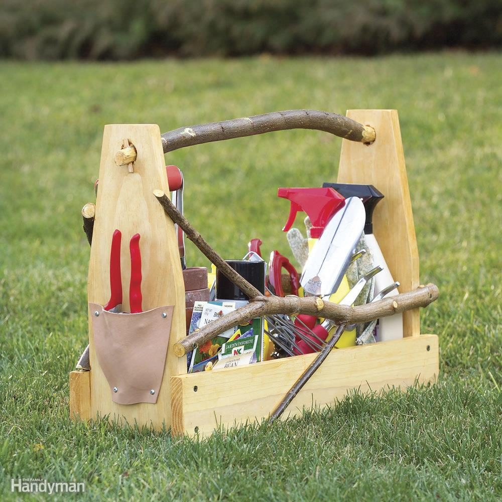 Nature-Inspired Tool Tote