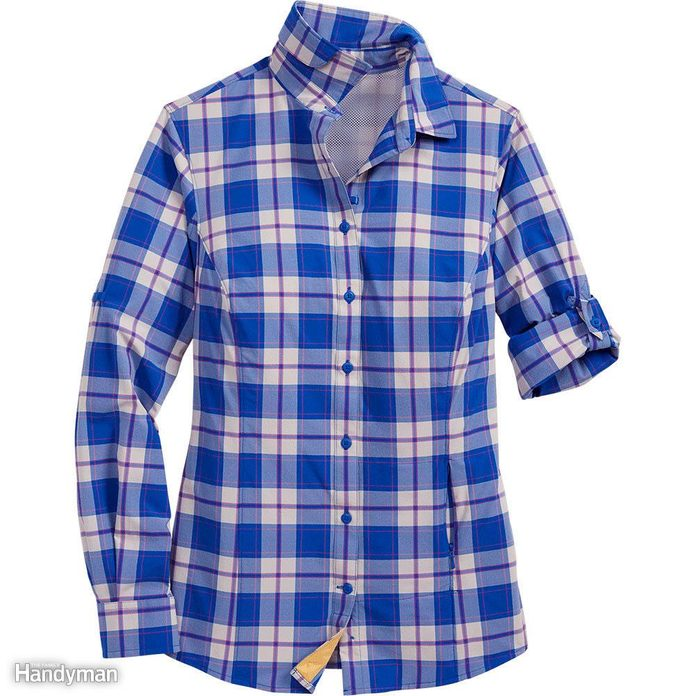 Mother's Day gift ideas Duluth Trading Company shirt