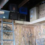 Garage Organization: Finding Space on High