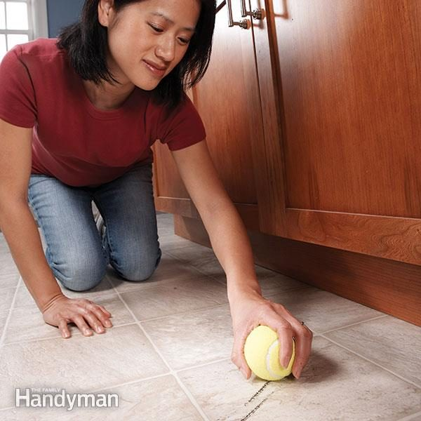 Cleaning Vinyl Flooring