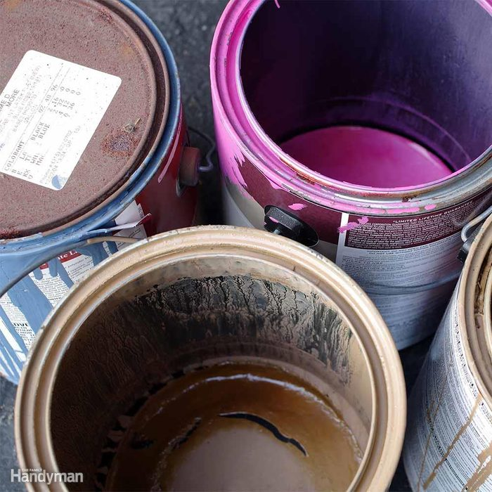 Not Buying Enough Paint