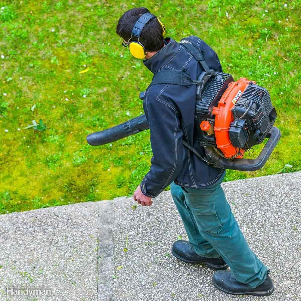 Leaf Blower Safety Tips
