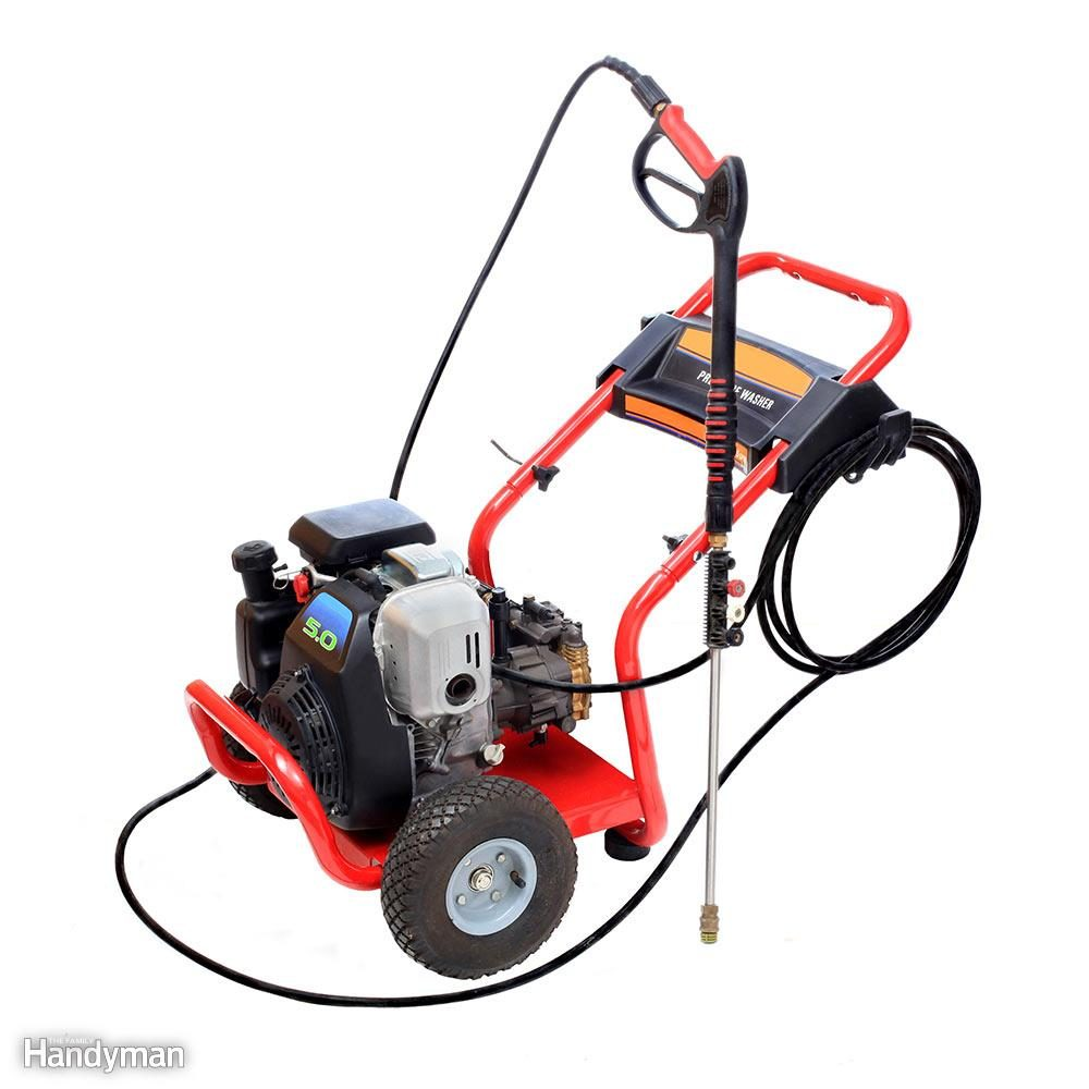 The Best Electric Pressure Washers: Pressure Washer Reviews