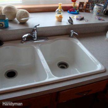 Installed a Sink Last Weekend