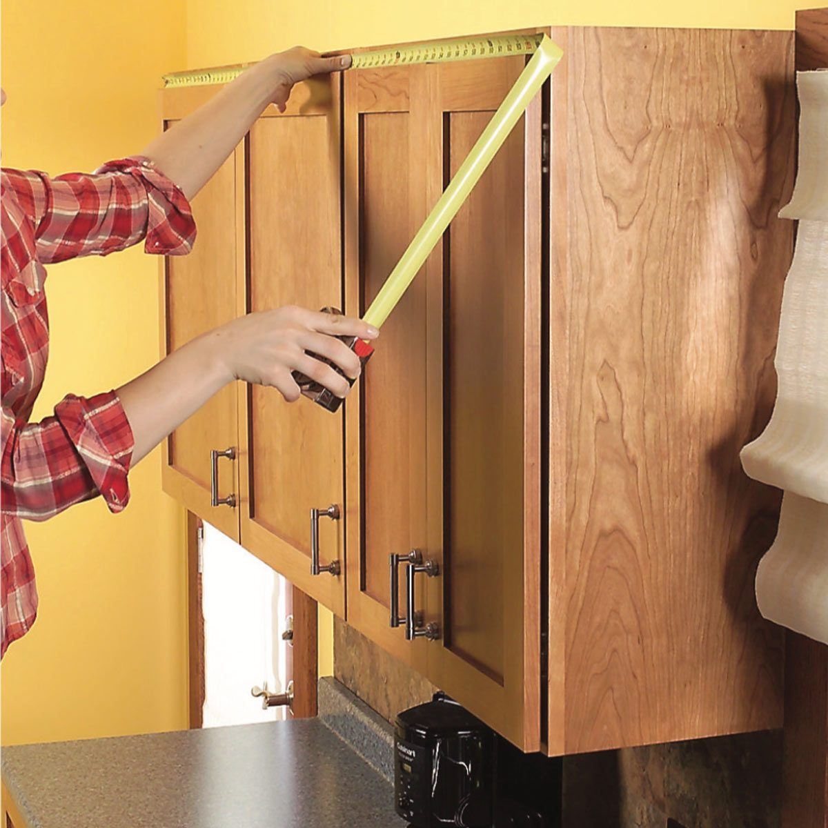 How to Add Shelves Above Kitchen Cabinets | Family Handyman