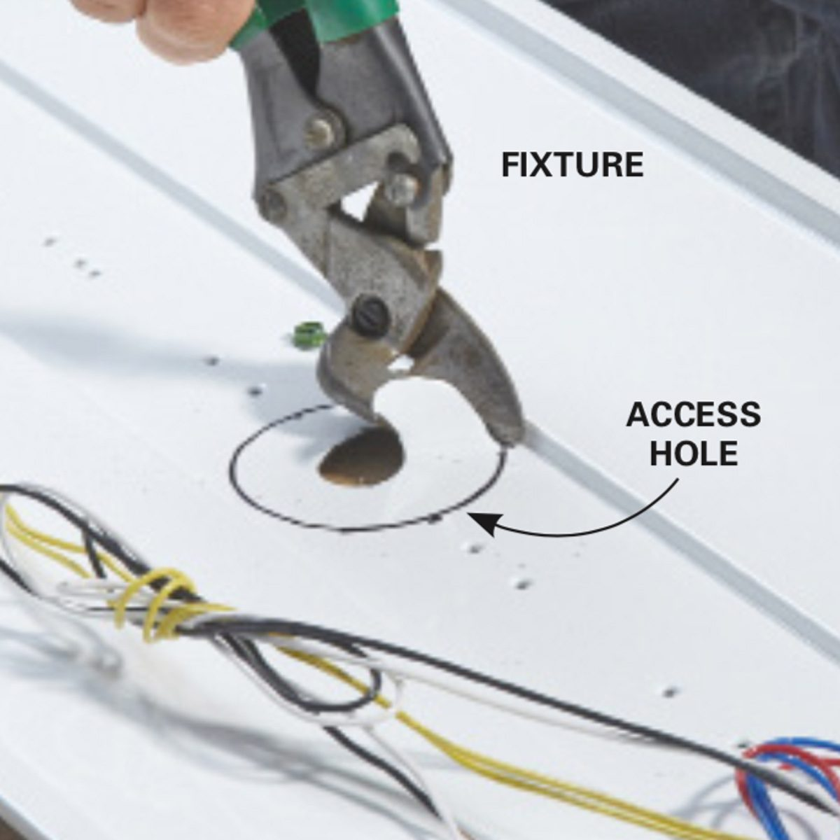 how to wire a finished garage family handyman the family handyman