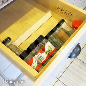 5 Quick Kitchen Spice Storage Solutions