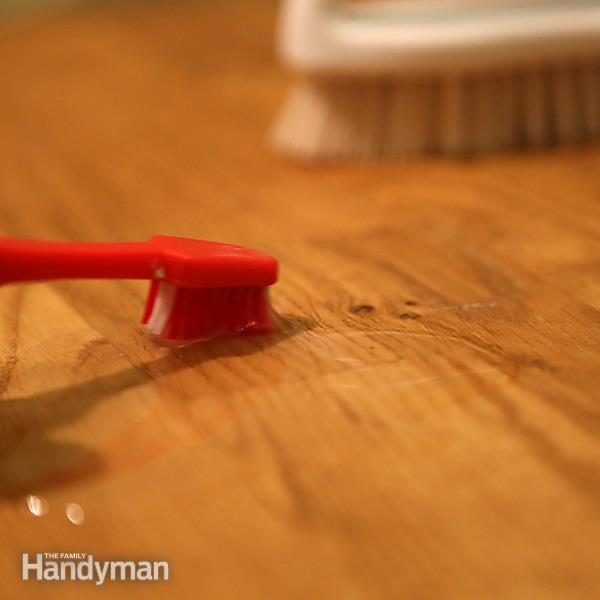Hardwood Floors With Natural Products