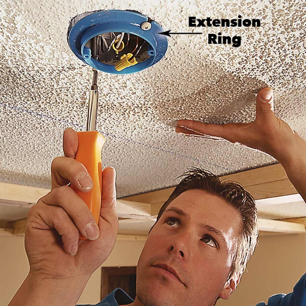 improve your lighting electrician