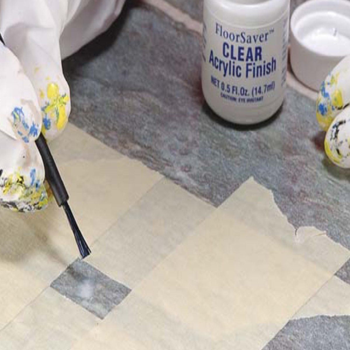 Repairing Vinyl Flooring Diy Family Handyman