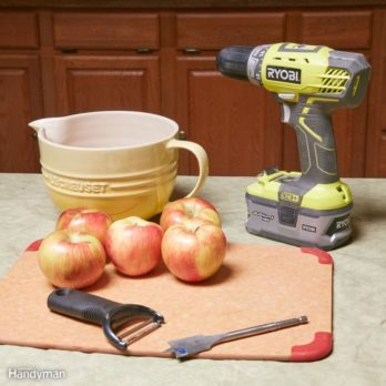 5 Ways to Use a Drill to Speed Up Food Prep