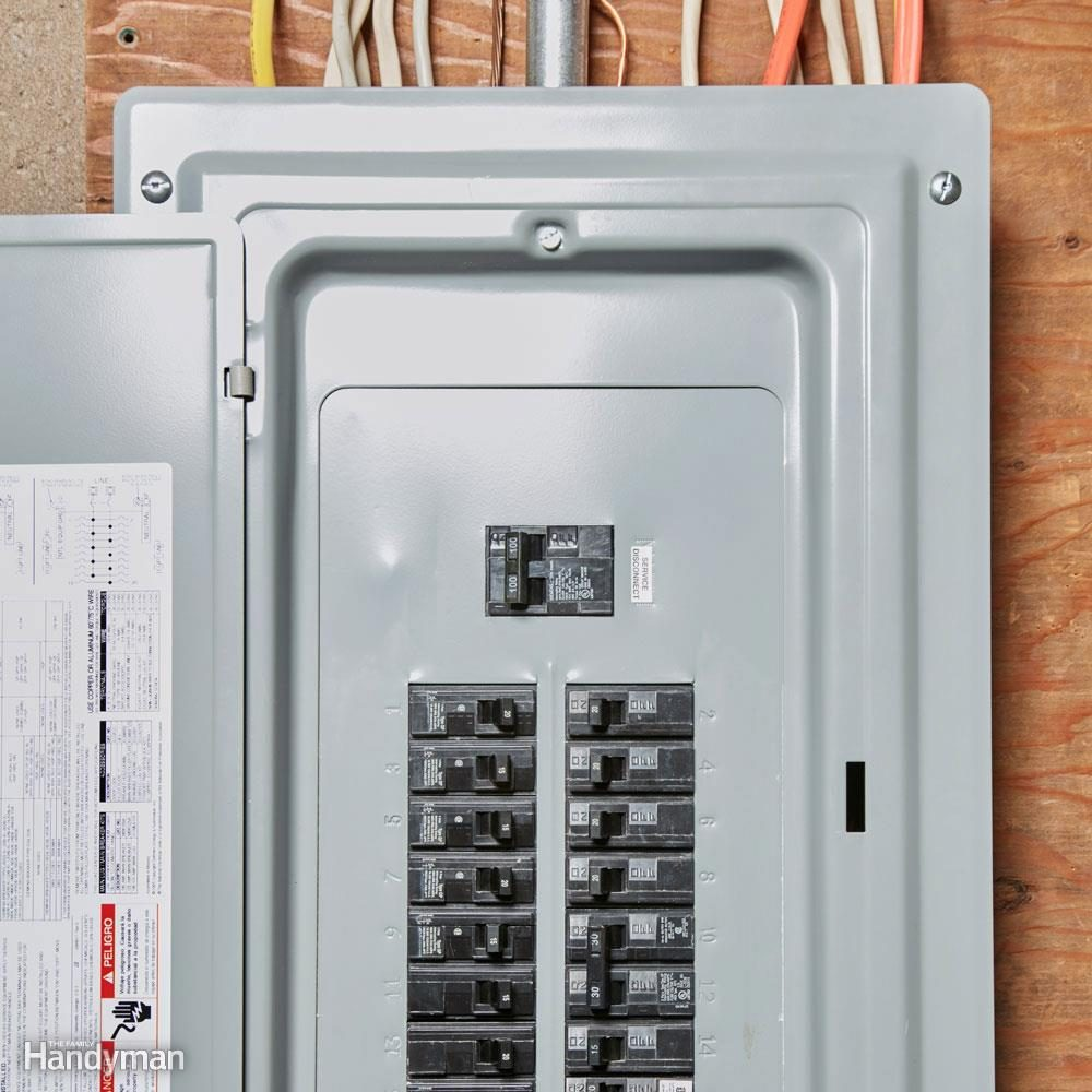 How to Reset a Circuit Breaker | Family Handyman
