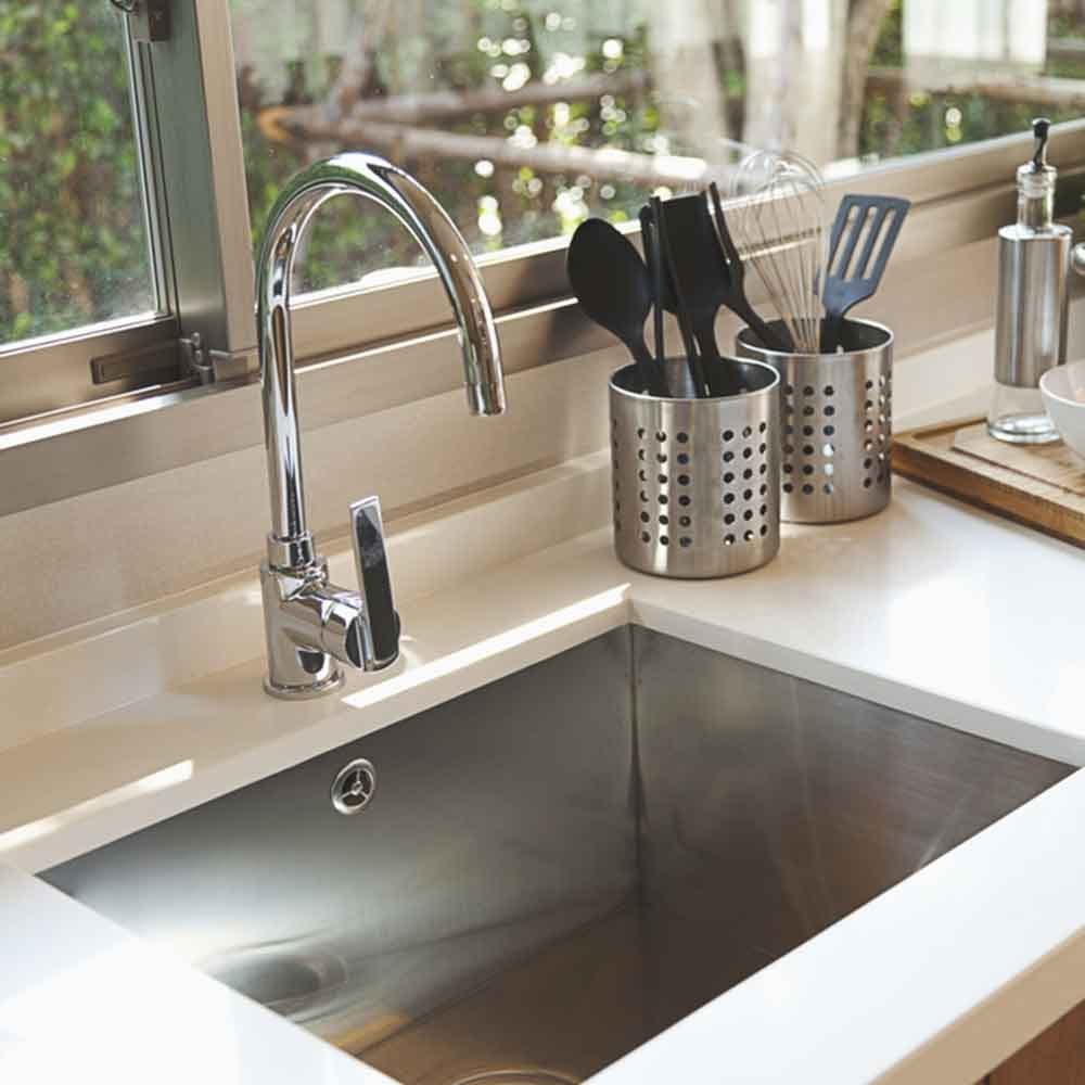 Amazing Install A New Faucet