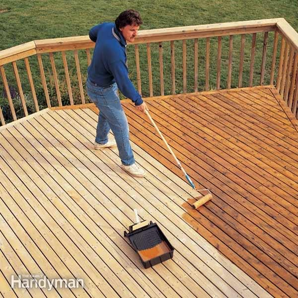 How To Revive A Deck Deck Cleaning And Ctaining Tips