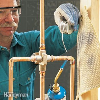 soldering copper pipes-how-to-solder-copper-pipe copper solder, copper pipe fittings, copper pipes