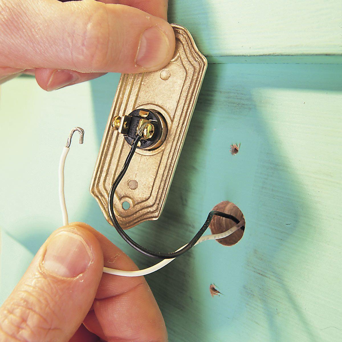 Repair a Doorbell: Fix a Dead or Broken Doorbell