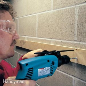 How to Choose and Use Concrete Fasteners, Masonry Screws