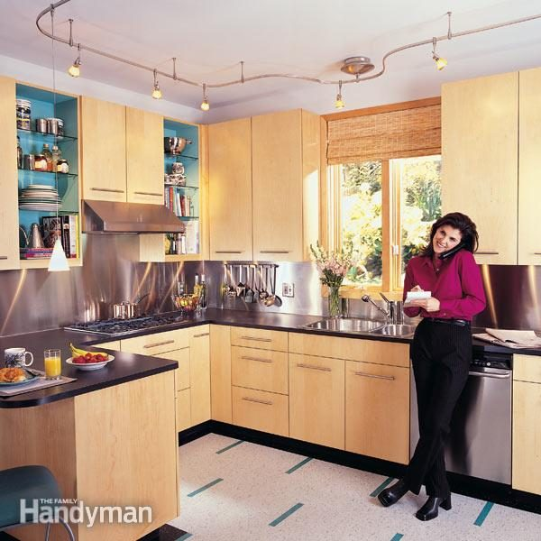 Do It Yourself Home Design: 4 Weekend Kitchen Upgrades