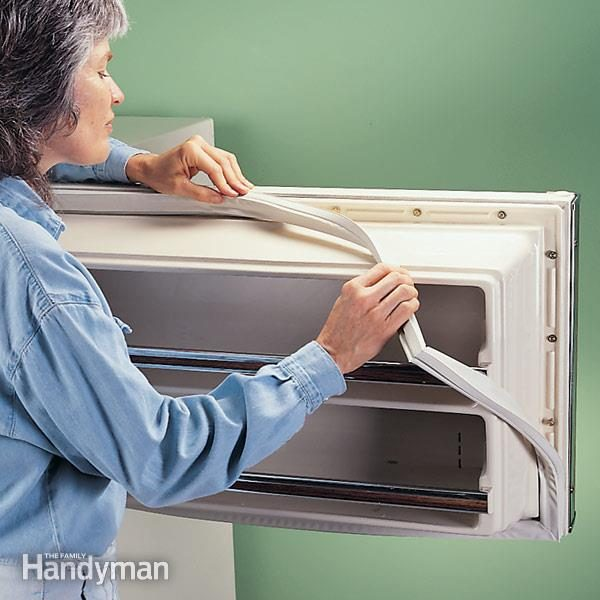 3 Tips on How to Replace a Refrigerator Door Gasket