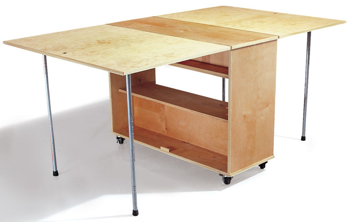 folding workbench