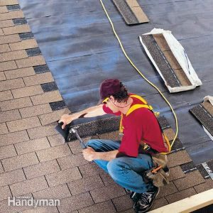 How to Shingle a Roof