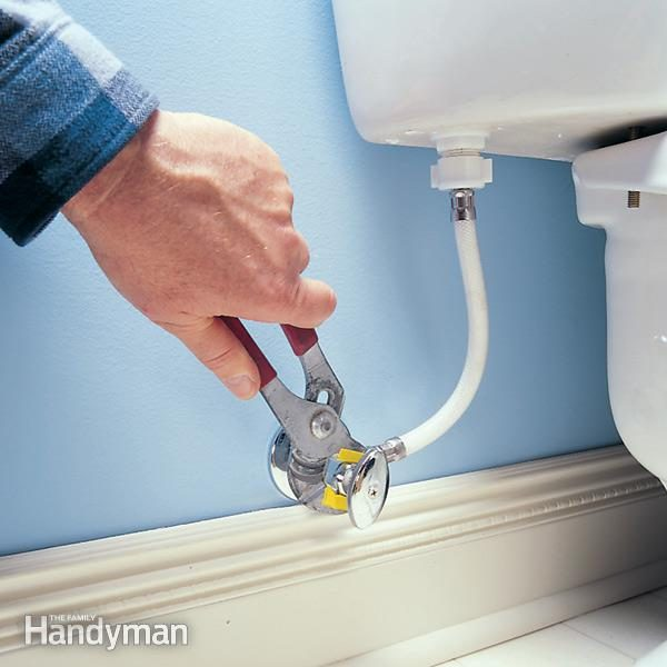 How to Fix a Leaking Shutoff Valve | Family Handyman