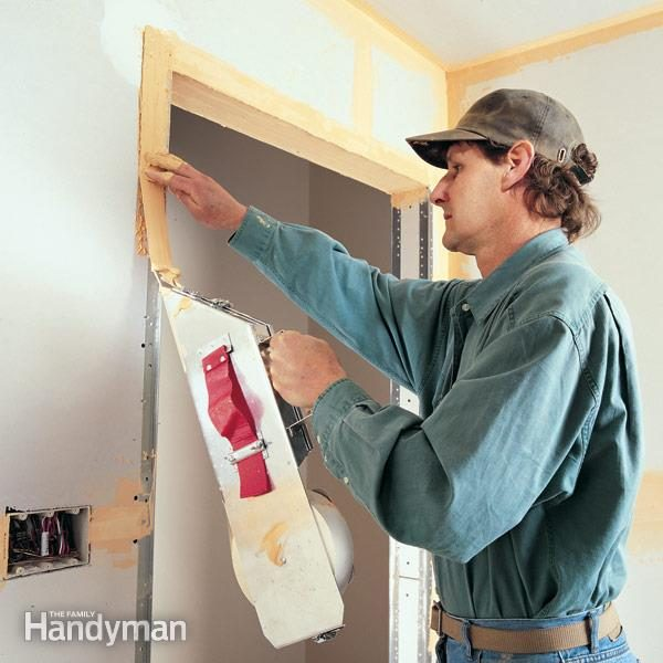 How To Tape Drywall The Family Handyman