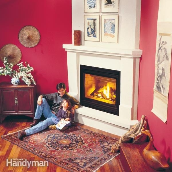 How to install a gas fireplace family handyman fh01djagasfir01 4 solutioingenieria Image collections