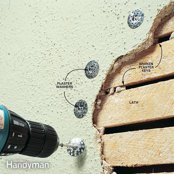 How To Repair Plaster