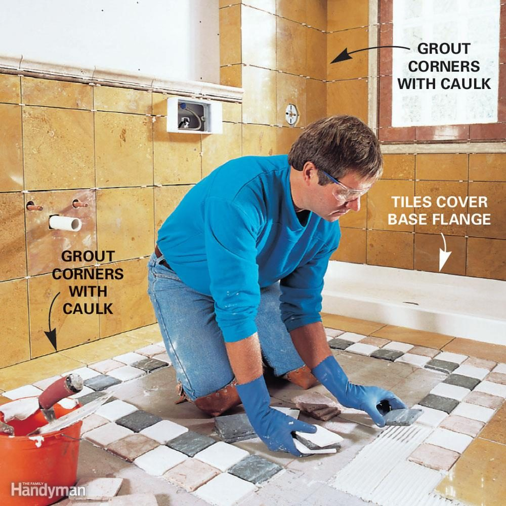 Do you plan to apply a grout sealer to protect the grout?