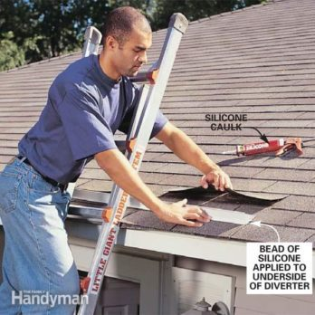 How To Fix A Roof Drip Edge The Family Handyman