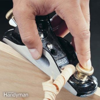 How to Use a Block Plane