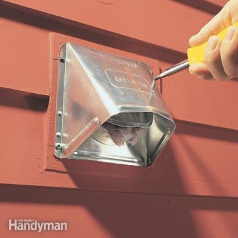 How to Install a Dryer Vent That Keeps Out Pests