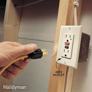 GFCI Plug Receptacle: How to Install GFCI Outlets