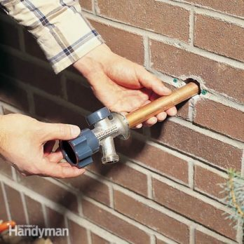 Fix a Leaking Frost-Proof Faucet | The Family Handyman