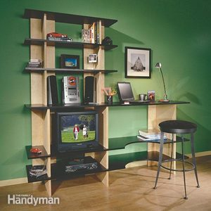 Stackable Shelves