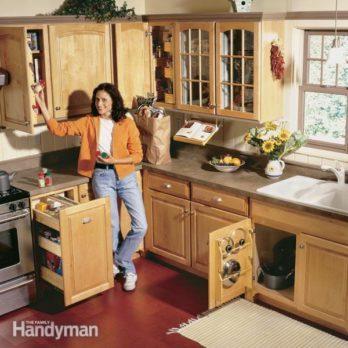 Kitchen Storage The Family Handyman