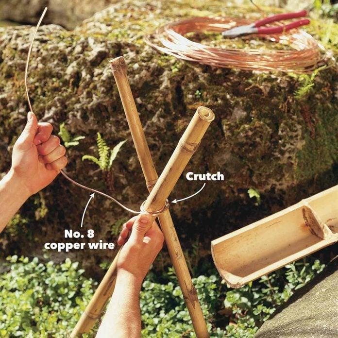 japanese bamboo water pipe