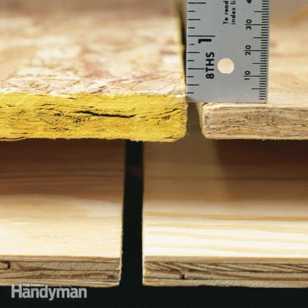 Oriented Strand Board Osb Vs