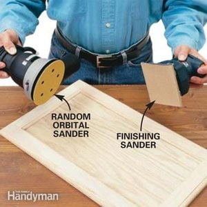 The Best Sander for Finishing Cabinets