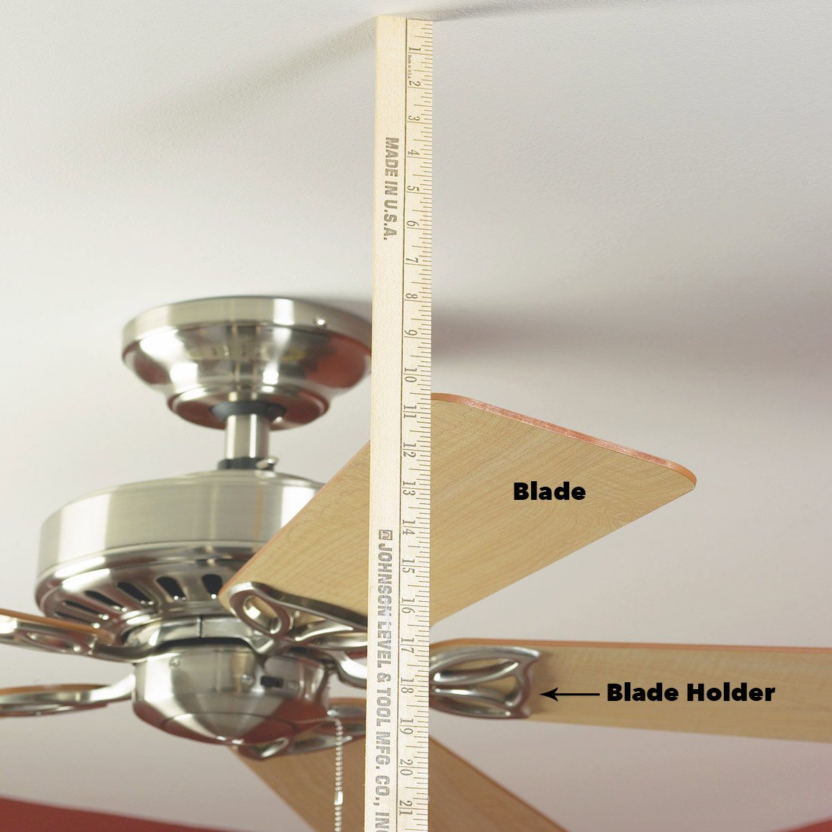 The Blades Are Bent or Unbalanced