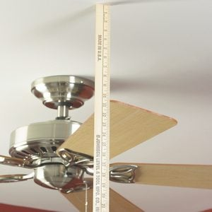 How to Balance a Wobbly Ceiling Fan