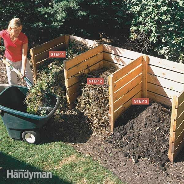 How to compost in your yard