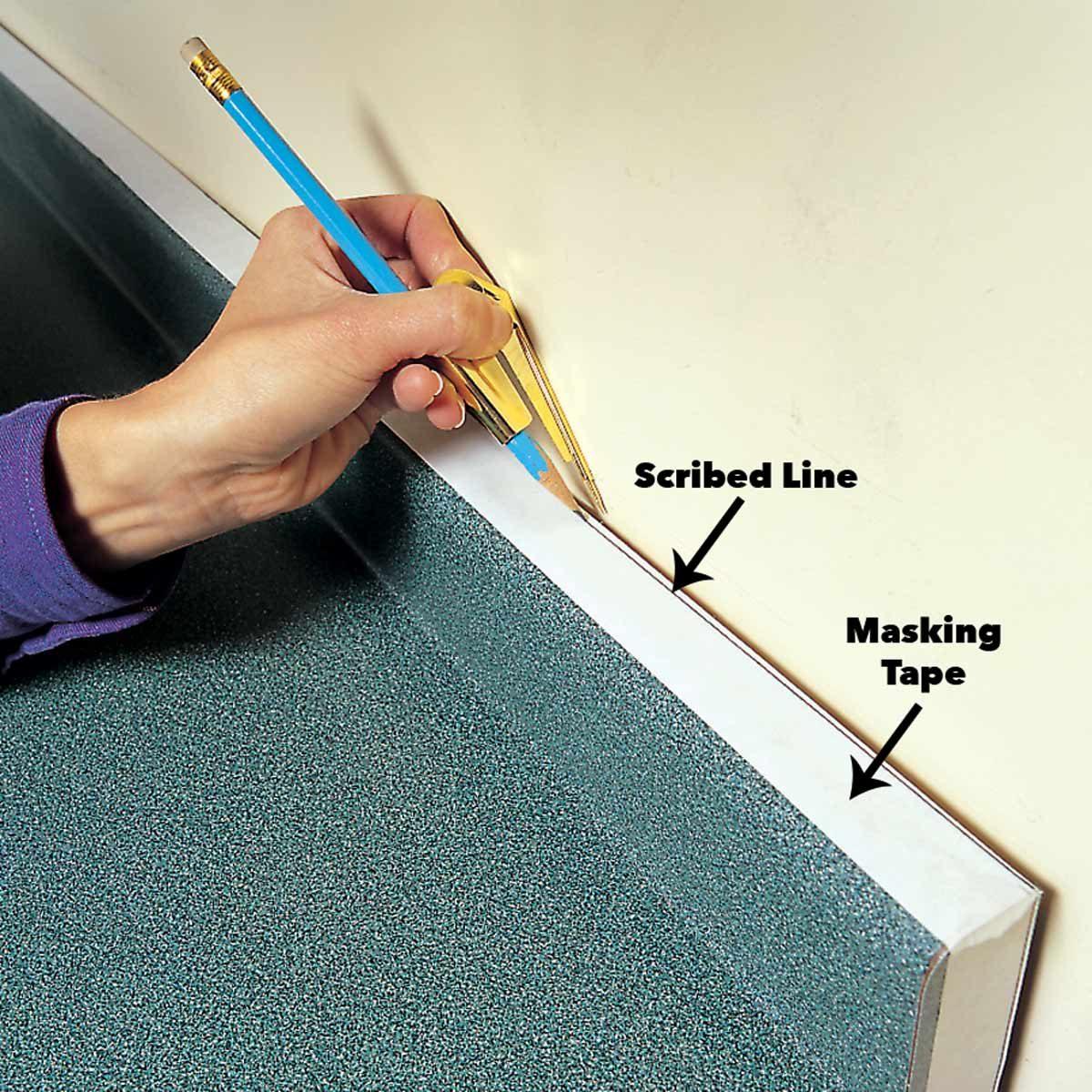 scribe countertops