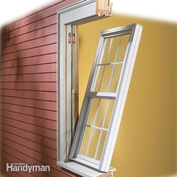 How To Install A Bow Window Family Handyman
