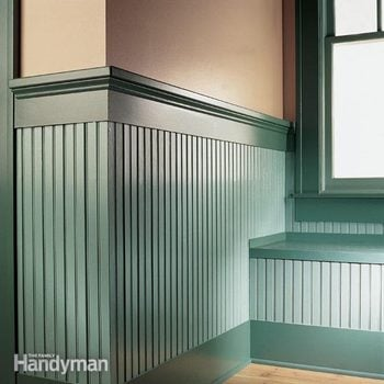 how to paint wood, painting wood