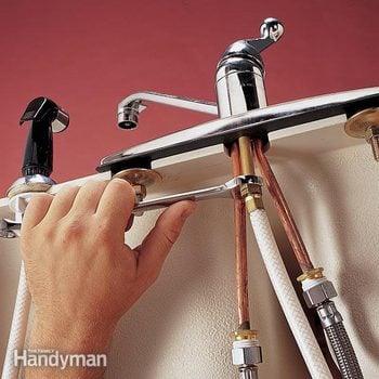 sink sprayer sink hose